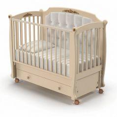 Детская кровать Nuovita Furore Swing продольный (цвета в ассорт.)