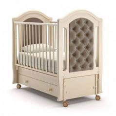 Детская кровать Nuovita Grazia swing продольный (цвета в ассорт.)
