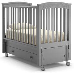 Детская кровать Nuovita Perla solo swing продольный (цвета в ассорт.)