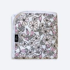 "Муслиновое одеяло Mjolk ""Spring Blossoms"" утепленное, 100х75см"