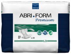 Подгузники для взрослых Abena Abri-Form Premium 3, L 100-150см, 20шт.