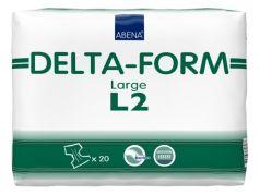 Подгузники для взрослых Abena Delta-Form 2, L 100-150см, 20шт.
