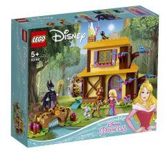 """Конструктор LEGO Princess 43188 """"Лесной домик Спящей красавицы"""", 300 деталей"""