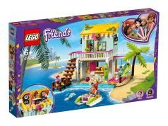 """Конструктор LEGO Friends 41428 """"Пляжный домик"""", 444 детали"""