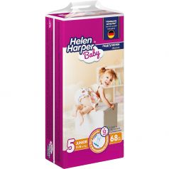Подгузники Helen Harper Baby Junior, 11-18кг, 68шт.