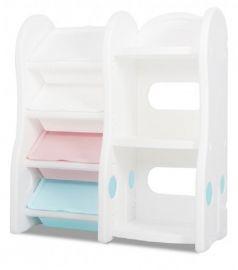 Стеллаж для игрушек Ifam Design Organaizer Smart-2 (цвета в ассорт.)