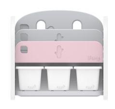 Стеллаж для игрушек и книг Ifam EASY DOING - 3 (цвета в ассорт.)