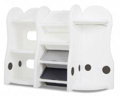 Стеллаж для игрушек Ifam Design Organaizer Smart-4 (цвета в ассорт.)