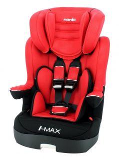 Автокресло Nania IMAX SP LX ISOFIX, 9-36кг (цвета в ассорт.)