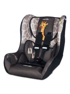Автокресло Nania TRIO SP COMFORT ANIMALS, 0-25кг (цвета в ассорт.)