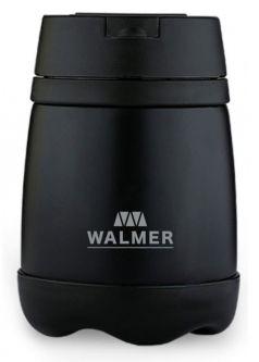 Термос для еды Walmer Meal с ложкой, черный, 500мл
