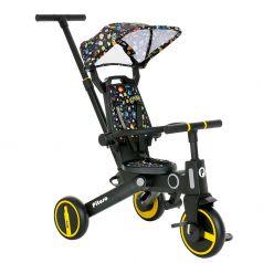 Велосипед трехколесный Pituso Leve, складной (цвета в ассорт.)