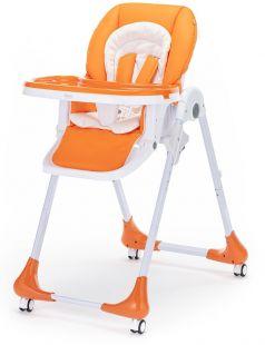Стульчик для кормления Nuovita Pratico, оранжевый