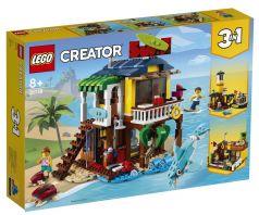 """Конструктор LEGO Creator 31118 """"Пляжный домик серферов"""", 564 детали"""