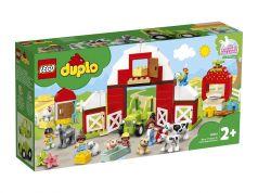 """Конструктор LEGO Duplo 10952 """"Фермерский трактор, домик и животные"""", 97 деталей"""