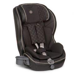 Автокресло Happy Baby Mustang Isofix Black, 9-36кг