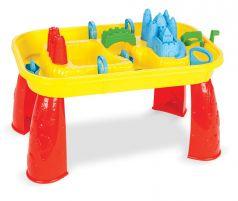 Столик PILSAN для игры с водой и песком, 38х58х38см