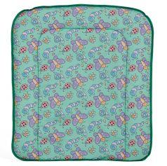 Матрас для пеленания Фея на комод, 70х61х2,5см (цвета в ассорт.)