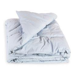 """Одеяло Сонный гномик """"Холлофайбер"""", серое"""