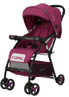 Прогулочная коляска Rant York (цвета в ассорт.)
