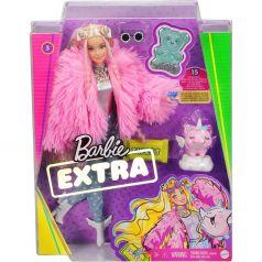 """Кукла Barbie """"Extra"""" в розовой куртке"""