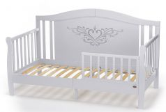 Детская кровать-диван Nuovita Stanzione Verona Div Cuore (цвета в ассорт.)