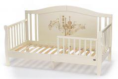 Детская кровать-диван Nuovita Stanzione Verona Div Musica (цвета в ассорт.)