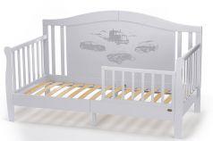Детская кровать-диван Nuovita Stanzione Verona Div Macchina (цвета в ассорт.)