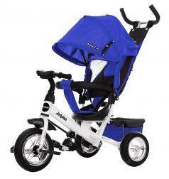 Детский велосипед Moby Kids Comfort 10x8 EVA, трехколесный (цвета в ассорт.)