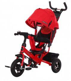Детский велосипед Moby Kids Comfort 10x8 AIR, трехколесный (цвета в ассорт.)