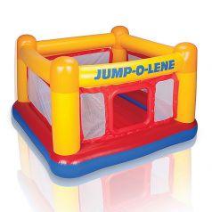 Домик-батут Intex Jump-O-Lene, 174х174х112см
