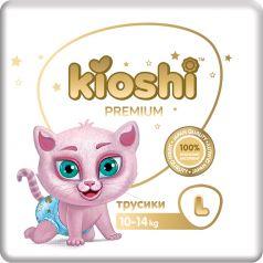 Трусики Кioshi Premium L (10-14 кг), 42шт.