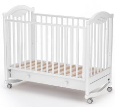Детская кровать Nuovita Lusso Dondolo (цвета в ассорт.)