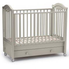 Детская кровать Nuovita Lusso swing продольный (цвета в ассорт.)