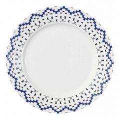 """Тарелка обеденная APOLLO """"Glaze Blue"""", 23см"""