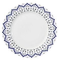 """Тарелка обеденная APOLLO """"Glaze Blue"""", 26,9см"""