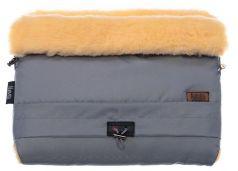 Муфта меховая для коляски Nuovita Alaska Pesco (цвета в ассорт.)