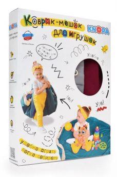 Коврик-мешок KNOPA для игрушек