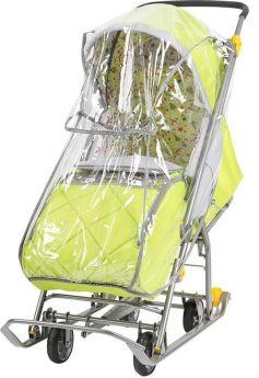 Дождевик для санок и колясок Ника, 98х40х53см