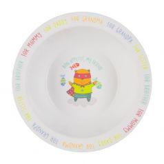 Глубокая тарелка Happy Baby Animal