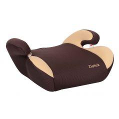 Бустер Zlatek Raft, коричневый, 22-36кг