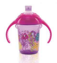 Поильник-чашка Munchkin Deco Click Lock с носиком, 200мл