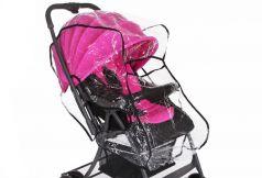 Дождевик Baby Care Universal для колясок с перекидной ручкой
