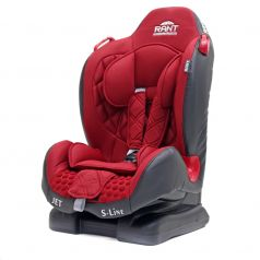 Автокресло Rant Jet, красное, 9-25кг