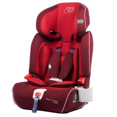 Автокресло Sweet Baby Gran Cruiser Isofix цвет Red, 9-36кг