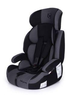 Автокресло Baby Care Legion Grey 1008/Black, 9-36кг