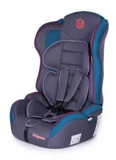 Автокресло Baby Care Upiter Plus Navy/Grey, 9-36кг