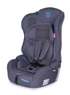 Автокресло Baby Care Upiter Plus Grey/Blue, 9-36кг