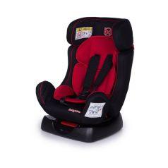 Автокресло Baby Care Nika Black/Red, 0-13кг