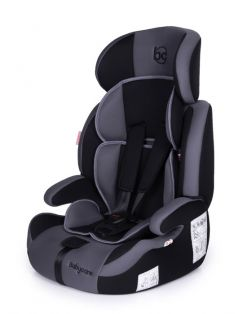 Автокресло Baby Care Legion Black/Grey, 9-36кг